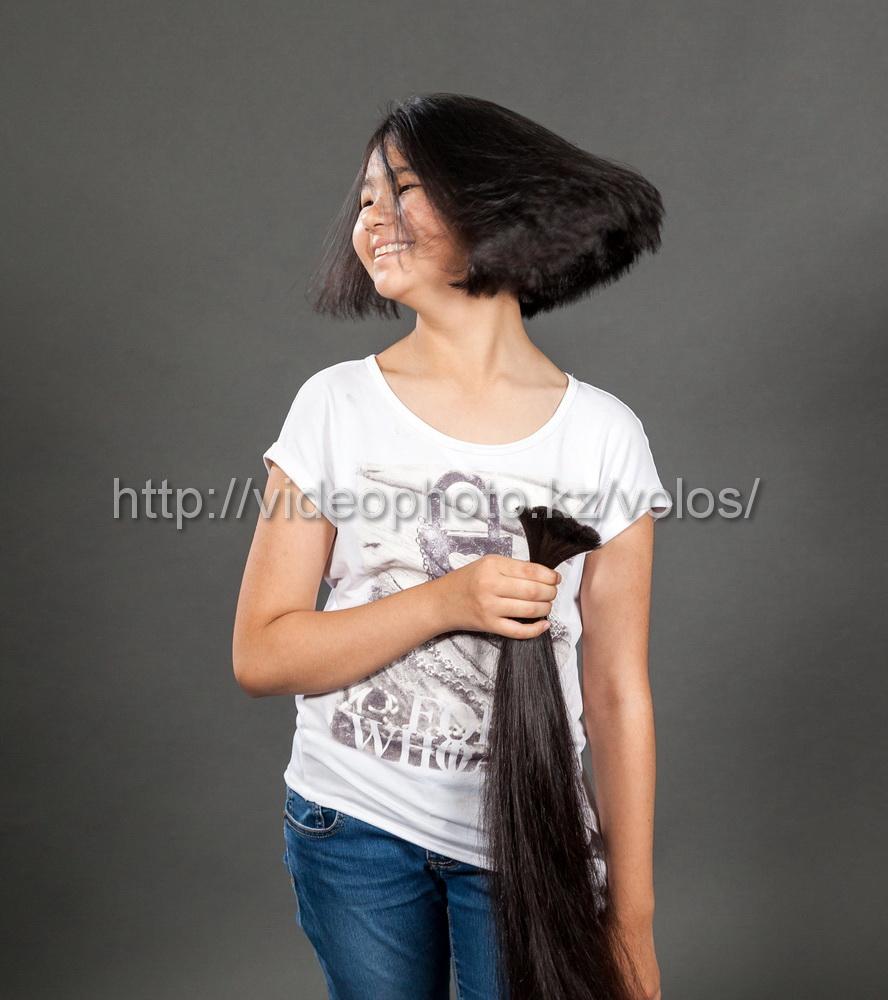 натуральный волосы сдать
