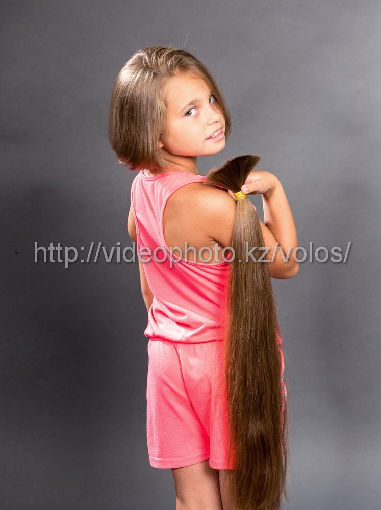 сдать свои волосы