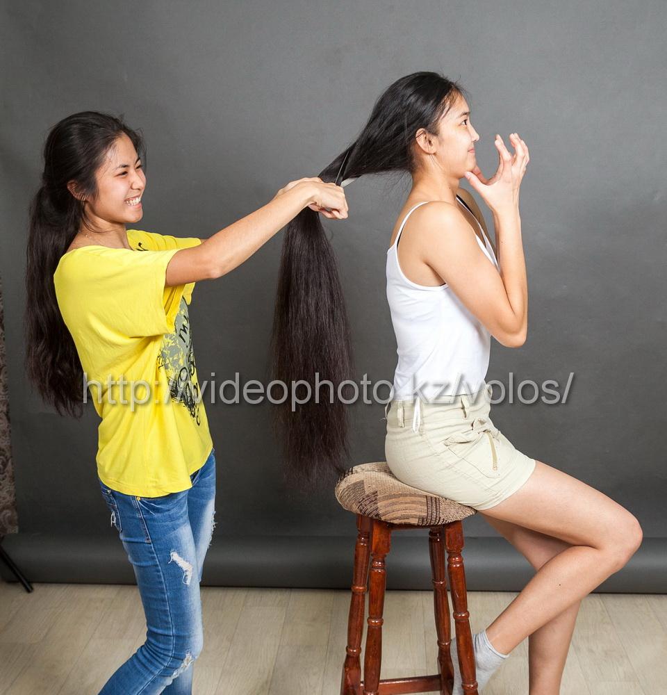 сдать волосы для наращивания