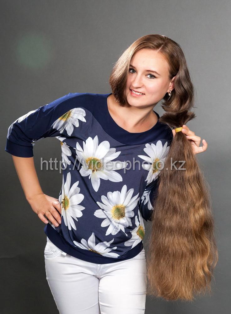 Продать волосы натуральные