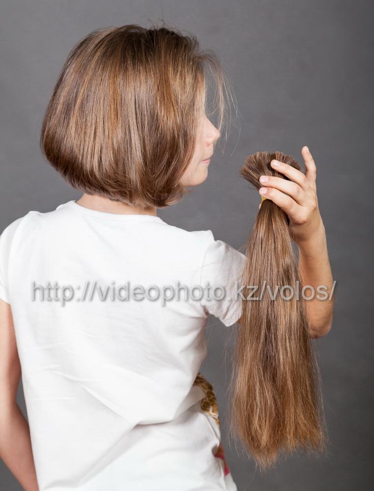 продажа детских волос