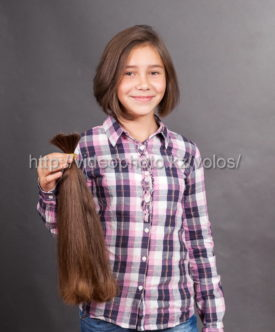 купить детские волосы для наращивания