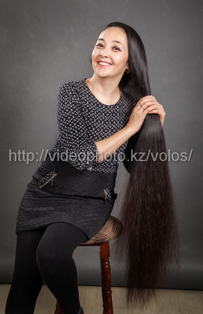 продать волосы натуральные в алматы