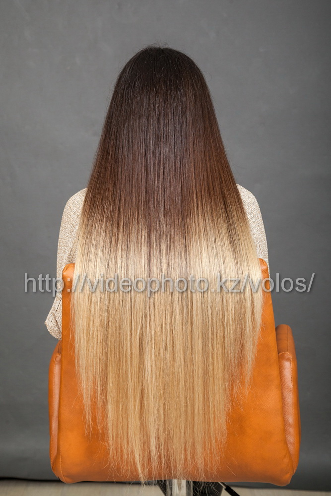 наращивание натуральных волос