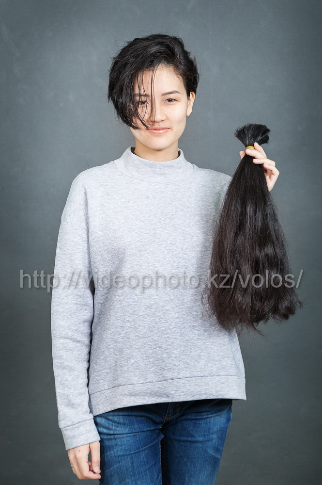 где за сколько можно продать, сдать волосы в пункте приёма волос в Алматы