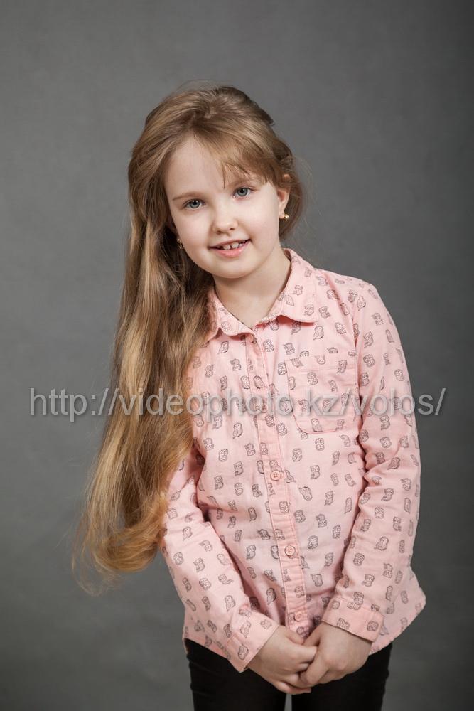 Где можно продать длинные детские  натуральные волосы 40-50 см в Кахахстане