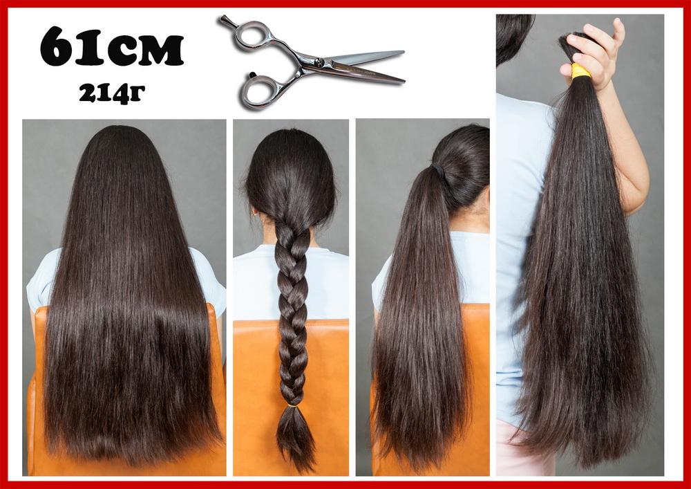 наращивание натуральных волос в салоне