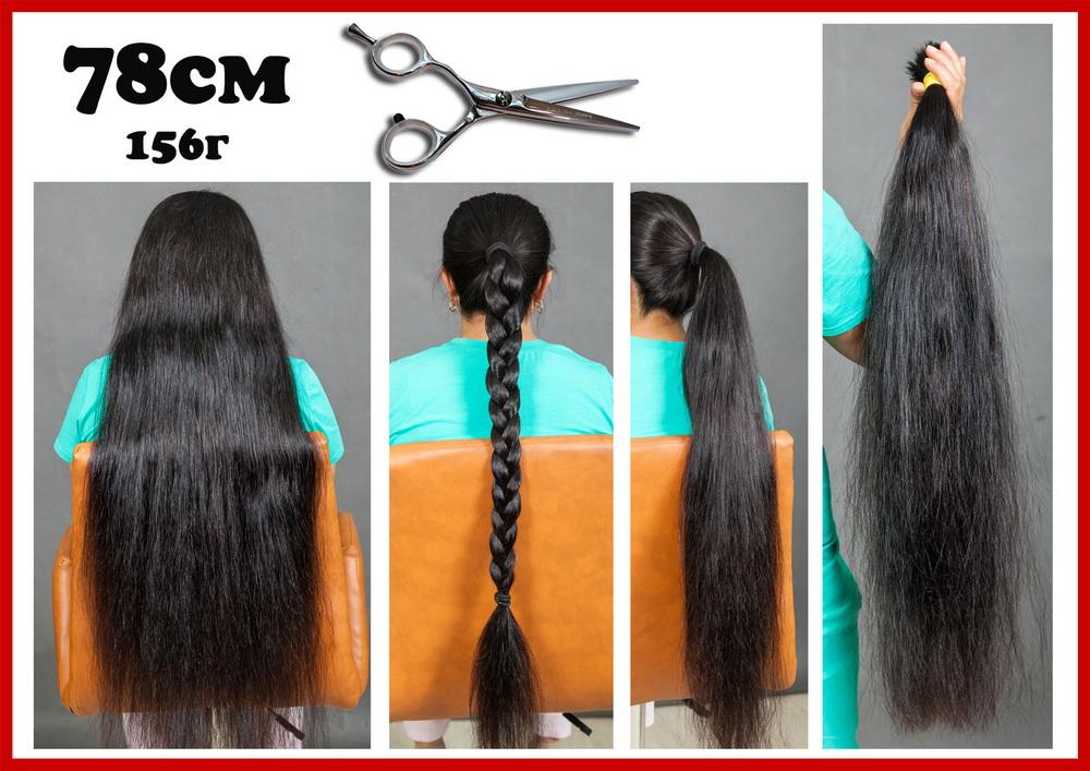 100% живые натуральные срезы волос приобрести для горячего наращивания Киров, Ульяновск,