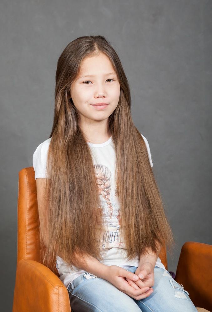 сколько стоят детские волосы в Алмате, Павлодаре, Астане