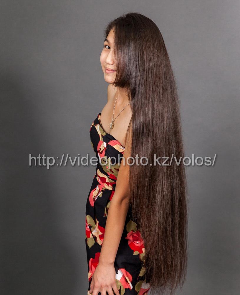 продать длинные волосы