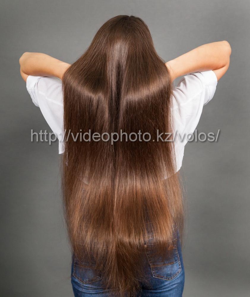 натуральные волосы срезы для наращивания
