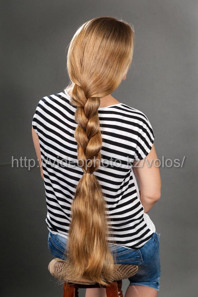 Натуральные славянские светлые волосы купить продать