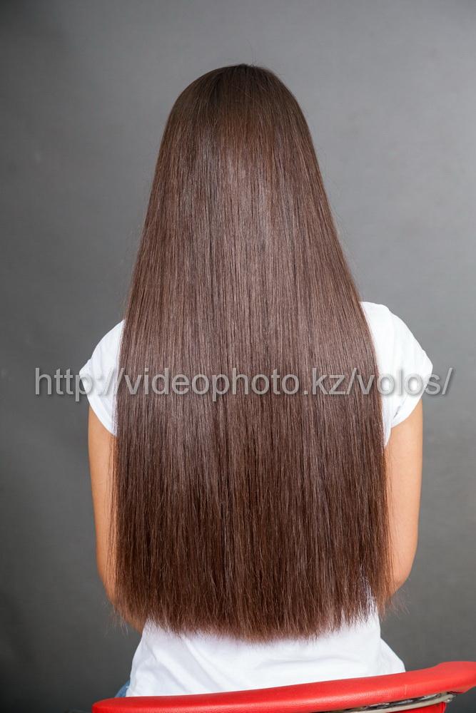 Русые волосы для наращивания