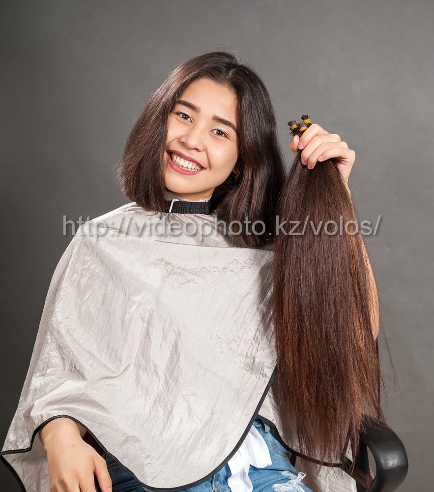 продать натуральные волосы