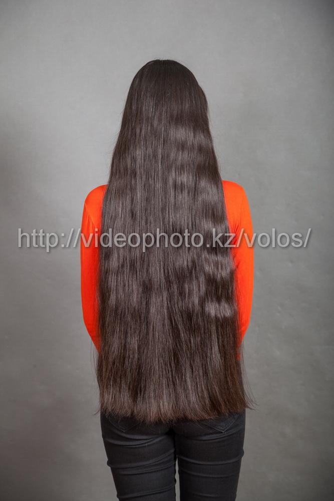 приём натуральных волос
