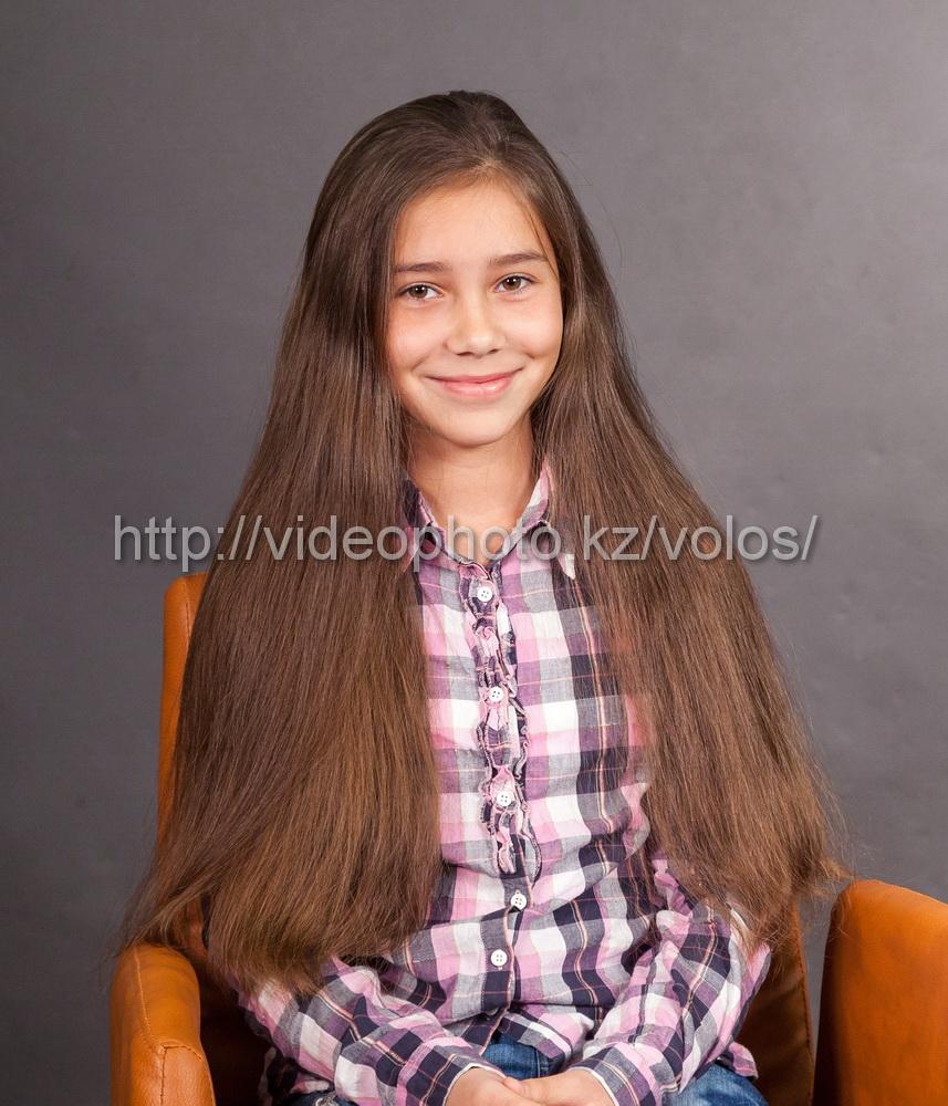 продать детские волосы