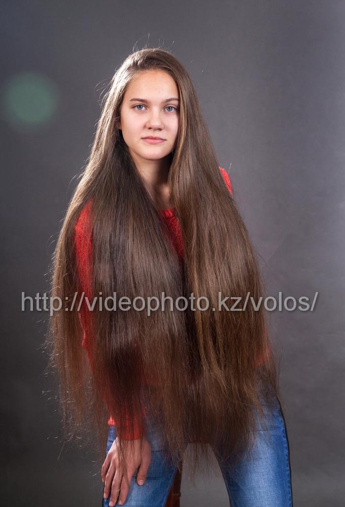 как продать детские волосы, славянка