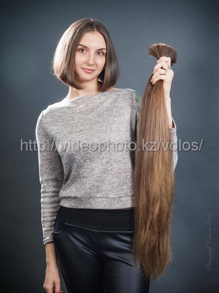 продажа славянских натуральных волос
