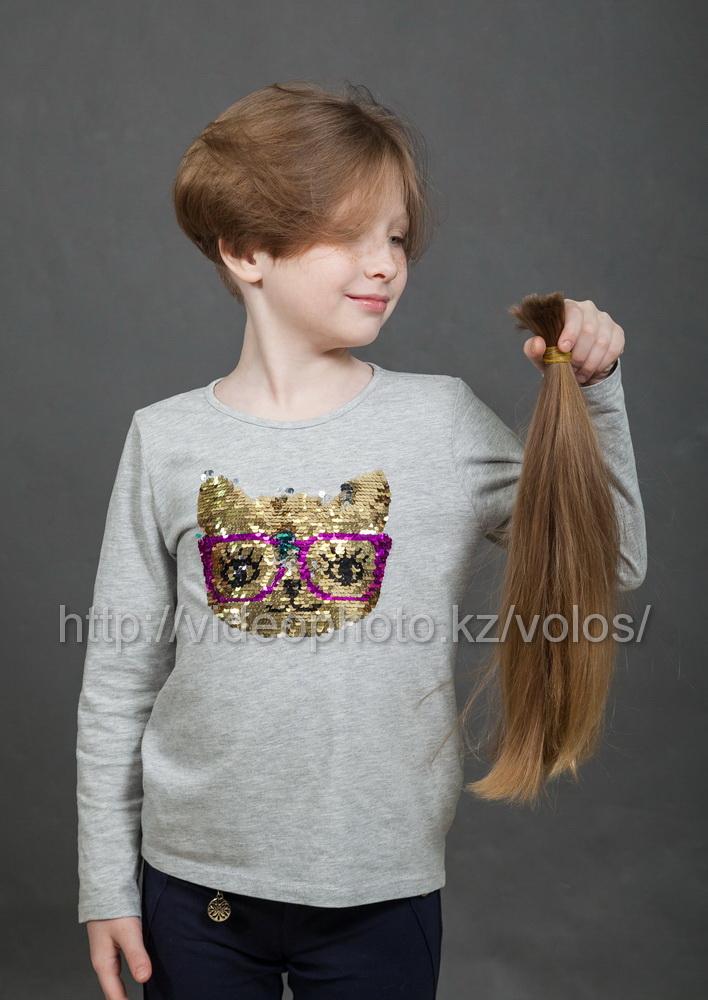 Покупка детских волос дорого