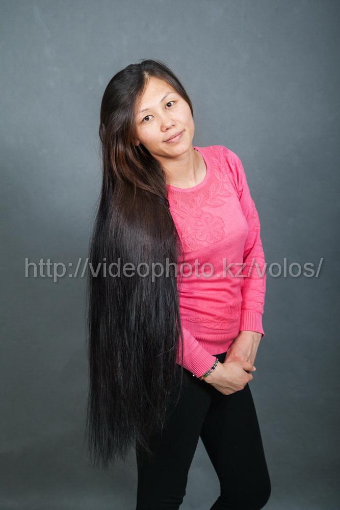 Наращивание и продажа натуральных волос в казахстане