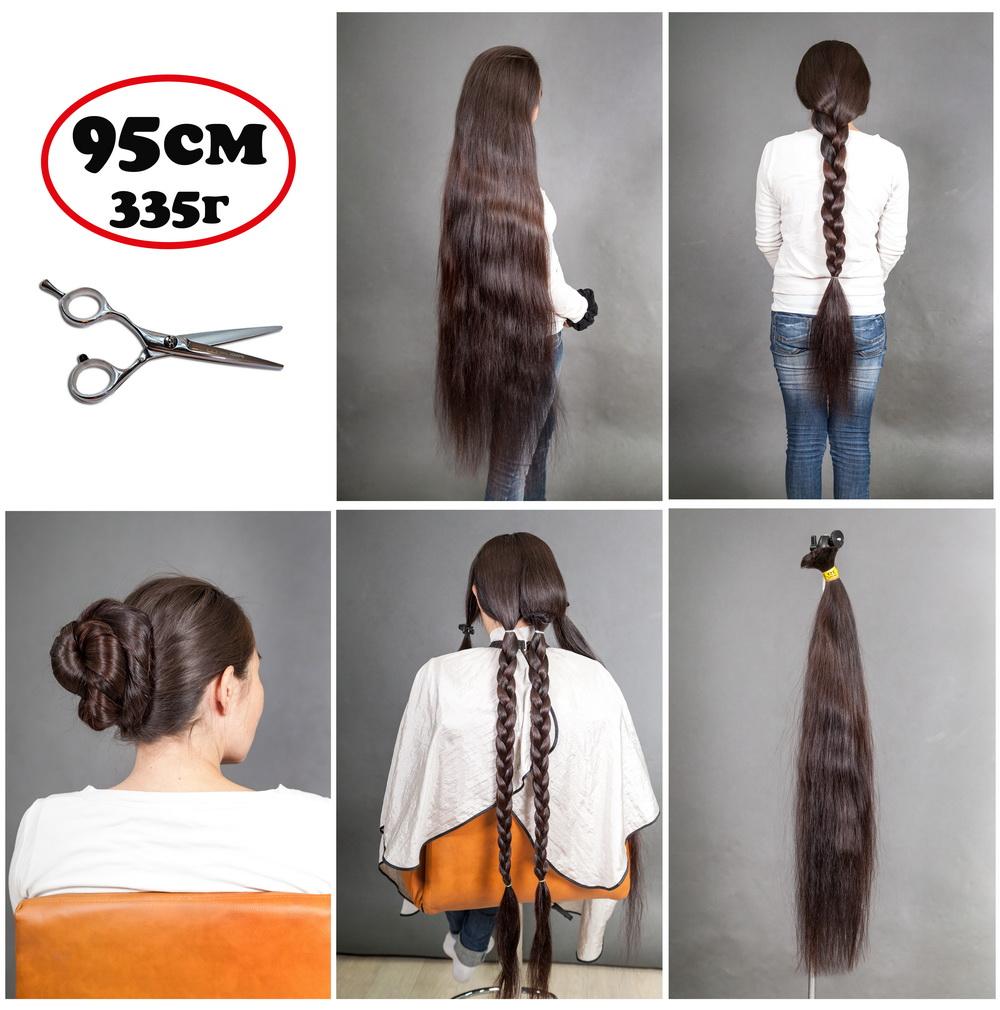 Шикарные волосы 95 см для любителей большой длины и густоты