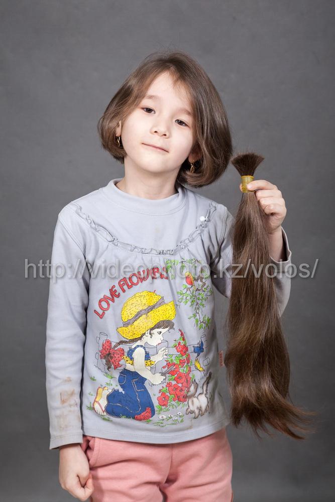 Сколько стоит продать детские волосы в Алматы