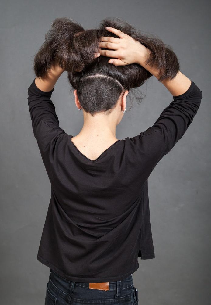 сдать волосы и сделать красивую модную стрижку