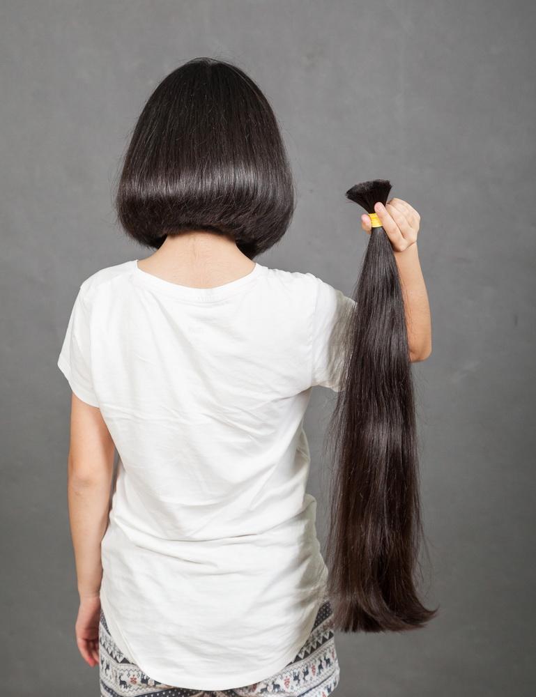 сдать детские волосы за деньги в Казахстане