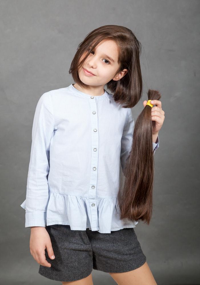 детские натуральные славянские волосы, срезать и продать за деньги